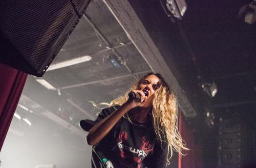 Tommy Genesis by © Andres Bucci